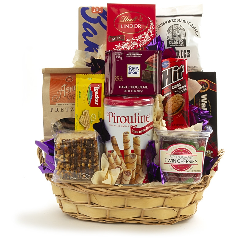 Sweet Success - Item # 6314 - Dave's Gift Baskets