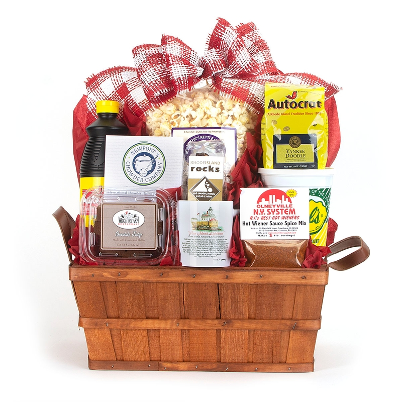Ocean State - Item # 6243 - Dave's Gift Baskets