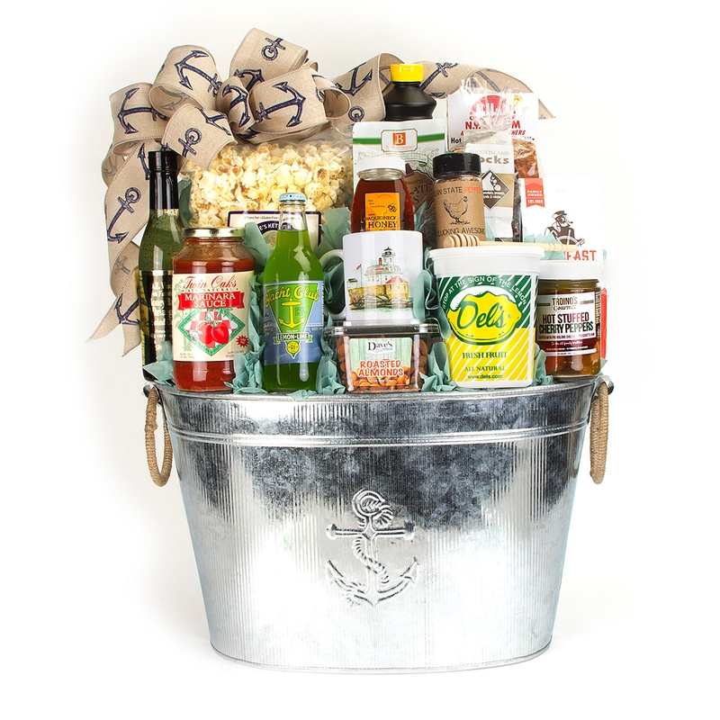 The Nor'easter - Item # 6247 - Dave's Gift Baskets